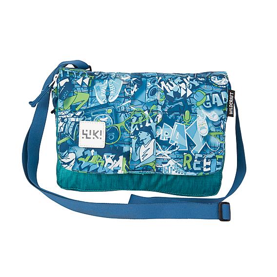 60f37c876 Buy Wiki- Slings Baguette - Grafitti Turquoise Online