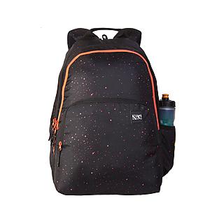 Wildcraft Wiki 4 Spray Backpack - Black