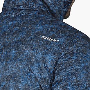 Wildcraft Men Down Jacket Reversible