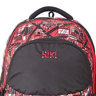 Wildcraft Wiki By Wildcraft City 5 Backpack - Red