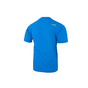 Wildcraft Men Crew T Shirt - Blue