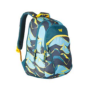 Wildcraft Wildcraft 2 Pablo Backpack - Turquoise