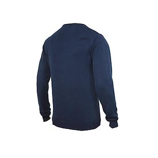 Wildcraft Men Pullover W Print - Blue