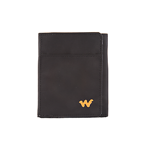 Wildcraft Men Trifold Basic Wallet - Black