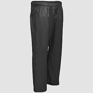 Wildcraft Packable Rain Pant - Anthracite Black