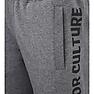 Wildcraft Men Knitted Joggers - Dark Grey Melange