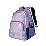 Wildcraft Wiki 4 Aztec Backpack - Purple