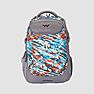 Wildcraft Camo 5 Backpack Bag - Turquoise