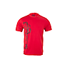 Wildcraft Men Crew T Shirt - Red